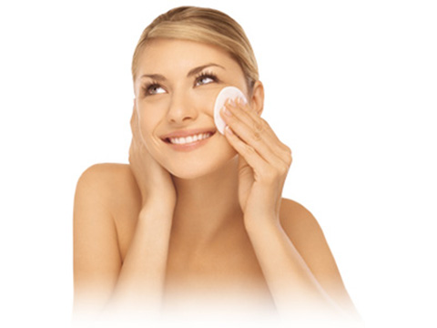 1. Limpiar tu piel