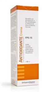 Crema antioxidante martiderm