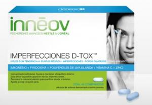 inneov imperfecciones d-tox