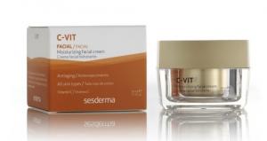 Crema facial de vitamina C Sesderma