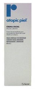 Crema facial pieles atopicas repavar