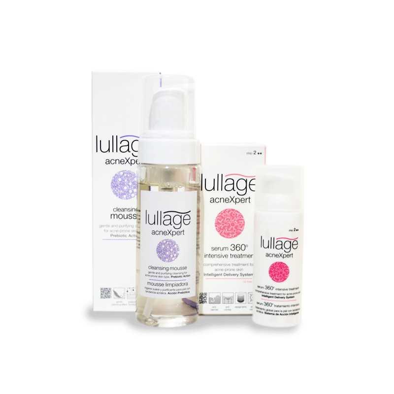 tratamiento lullage anti acné
