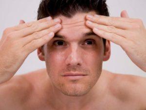 eliminar arrugas hombres