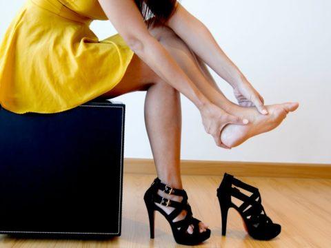 Remedio para el dolor de pies