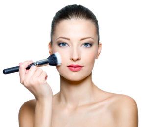 aplicar el maquillaje correctamente