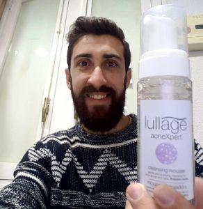 eliminar el acné lullage