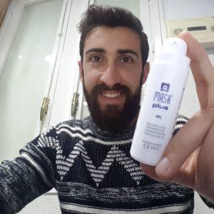 eliminar acné gel endocare