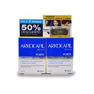 evitar la caída del cabello arkocapil