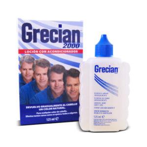 Deshazte de las canas con Grecian 2000