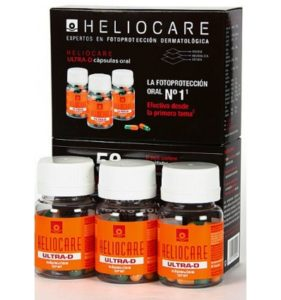 Heliocare ultra-d cápsulas