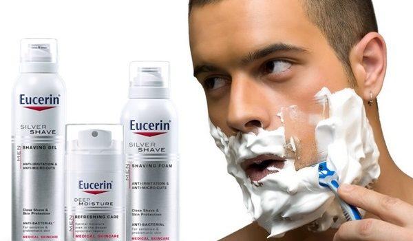 afeitarse y cuidar la piel