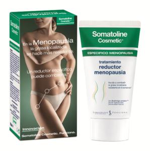 reduce grasa localizada menopausia somatoline