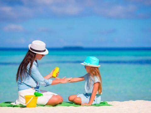 Protector solar para piel Atópica
