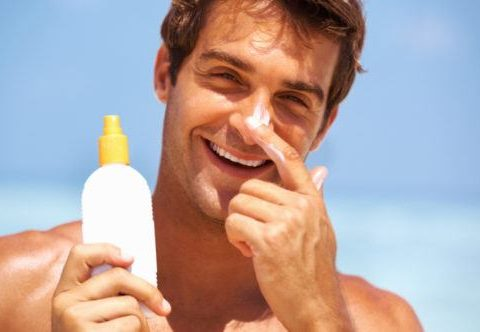Protección solar piel grasa