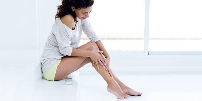 Solución para las piernas cansadas