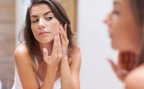 evitar brillos en la piel