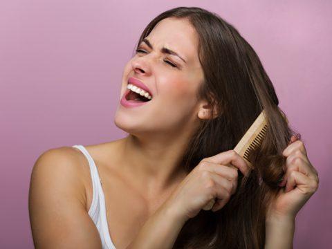 Consejos para desenredar el cabello