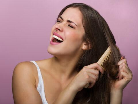 Cómo desenredar el cabello